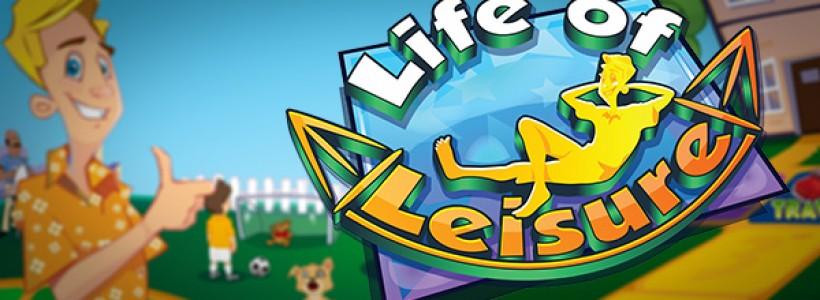 Play Life Of Leisure Slot at Winner Casino