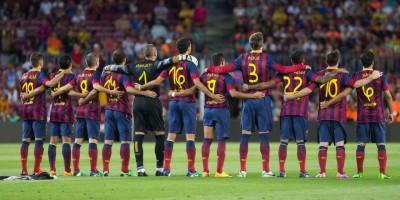 Barcelona 9/20 Favourites to Beat Atletico Madrid