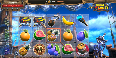 Go for the Jackpot in Juicy Booty Slot at Winner Casino