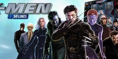 Enjoy Winning Opportunities with X-Men 50 Lines at Winner Casino