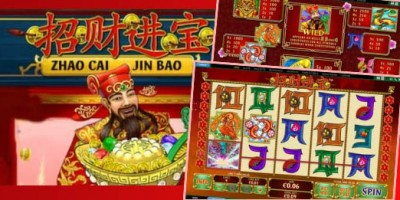 Celebrate China with Zhao Cai Jin Bao Slots at Winner Casino