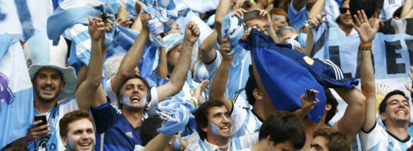 Argentina 13/20 Favourites Against Uruguay in Copa America
