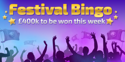 £400,000 of Prizes Up for Grabs at Winner Bingo This Week