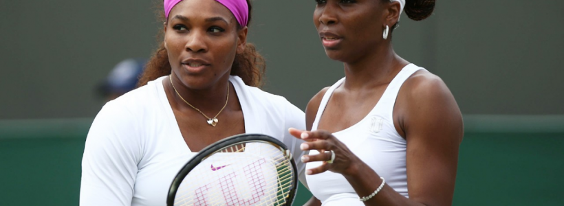 Serena Williams 2/9 Favourite Against her Sister in Wimbledon Fourth Round