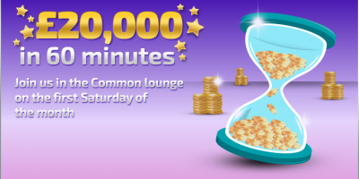 Get July Off to a Winning Start with £20,000 Power Bingo