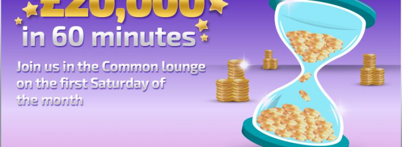Get July Off to a Winning Start with £20,000 Power Bingo