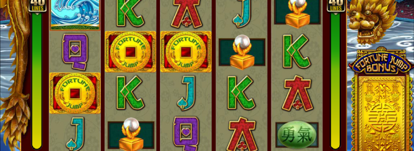 Take a Trip to the Orient with Fortune Jump Slot at Winner Casino