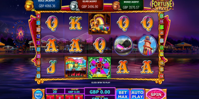 Go for the Jackpot with Fortune Wheel Slot at Winner Casino