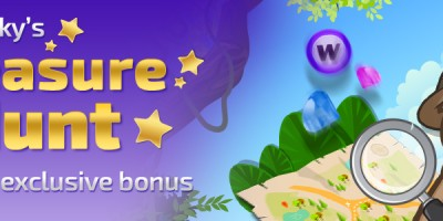 Play Vicky's Treasure Hunt for Guaranteed Winner Bingo Bonuses