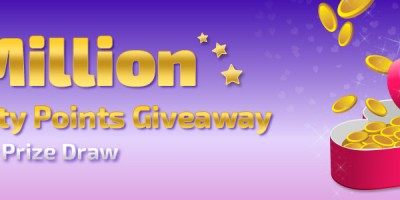 Win a Share of 1 Million Loyalty Points at Winner Bingo