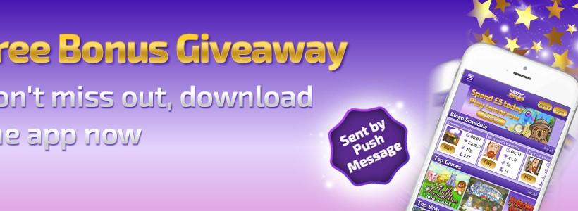 Enjoy Special Mobile Bonuses at Winner Bingo This Week