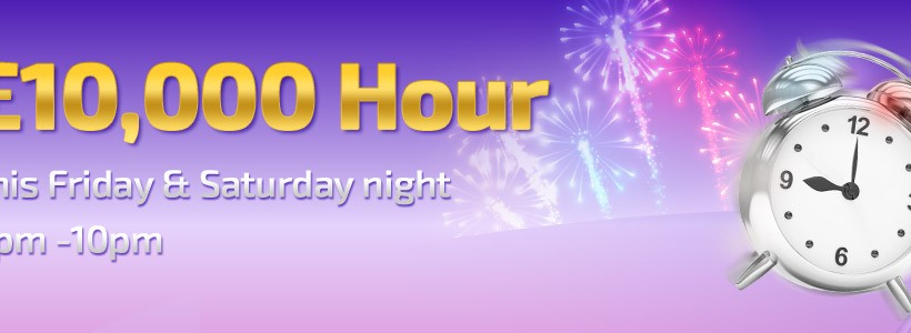 Win a Share of £10,000 This Weekend at Winner Bingo