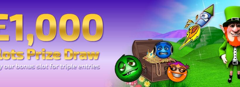 Winner Bingo Runs Weekly Prize Draws Throughout November