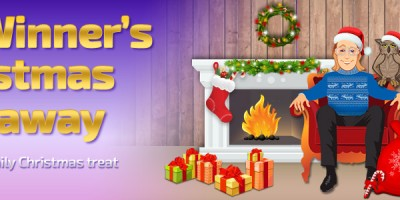 Enjoy Christmas Bonuses at Winner Bingo