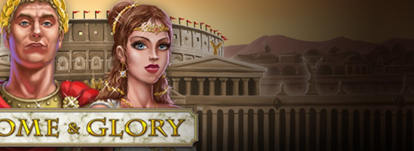 Visit Ancient Rome in Rome and Glory Slot at Winner Casino