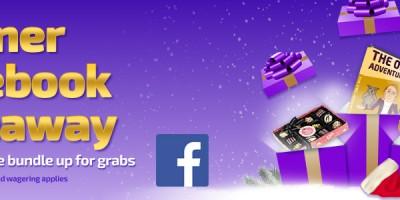 Win a Prize Bundle in Winner Bingo Facebook Giveaway