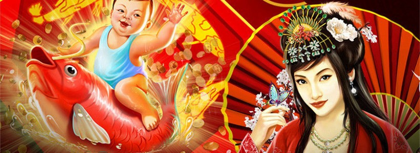 Travel to Japan with Fei Cui Gong Zhu Slot at Winner Casino