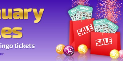 Kick of the New Year with January Sales at Winner Bingo