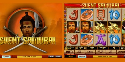 Become a Warrior in Silent Samurai Slot at Winner Casino