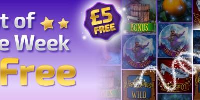 Earn a Bonus for Playing The Glass Slipper at Winner Bingo