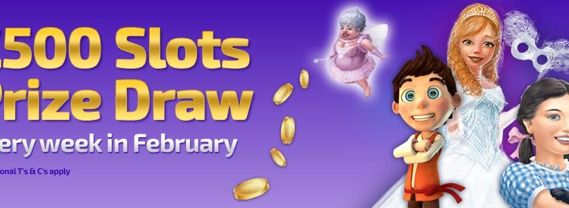 Enter Winner Bingo £500 Slots Prize Draw