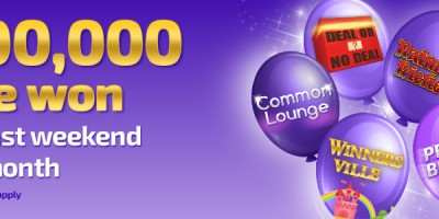 End March With a Share of £500K at Winner Bingo