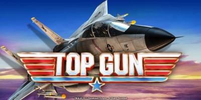 Try The New Top Gun Slot at Winner Casino