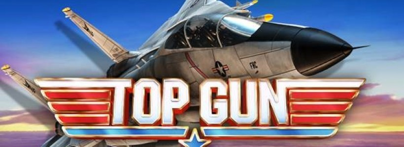 Try The New Top Gun Slot at Winner Casino