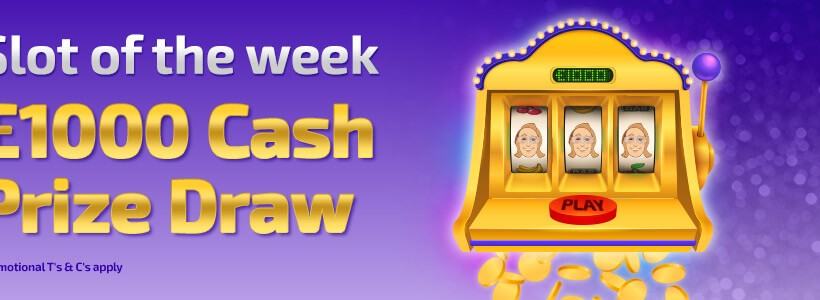 March Brings Weekly £1,000 Prize Draws to Winner Bingo