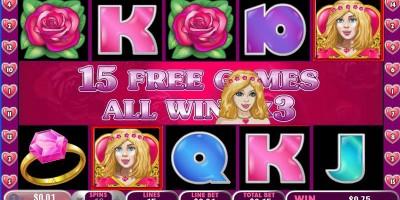 Try The New True Love Slot at Winner Casino
