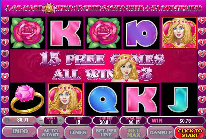 Spiele True Love - Video Slots Online