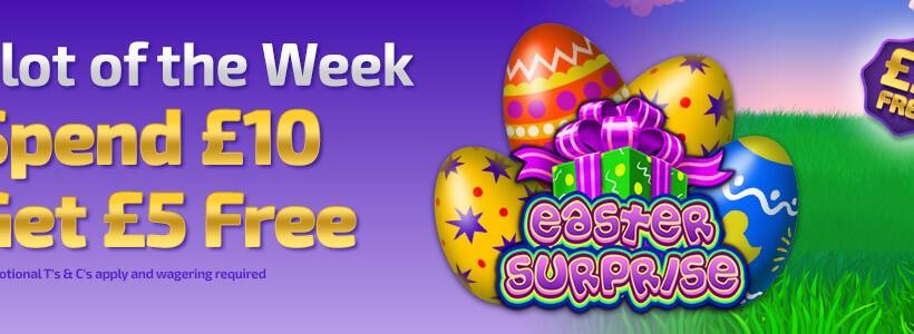 Winner Bingo Offers You an Easter Surprise Bonus