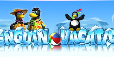 Try The New Penguin Vacation Slot at Winner Casino