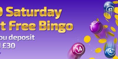 Winner Bingo Offers Free Bingo Every Saturday
