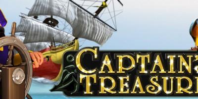 Take to the Seas in Captain's Treasure Pro Slot at Winner Casino