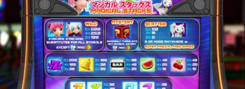 Go Gambling in Tokyo with Magical Stacks Slot at Winner Casino