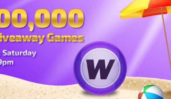 Winner Bingo Launches £1 Million Summer Giveaway
